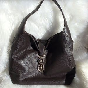 Dooney and Bourke Hobo Leather Bag